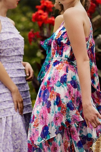 Talulah Designer Dress Rental