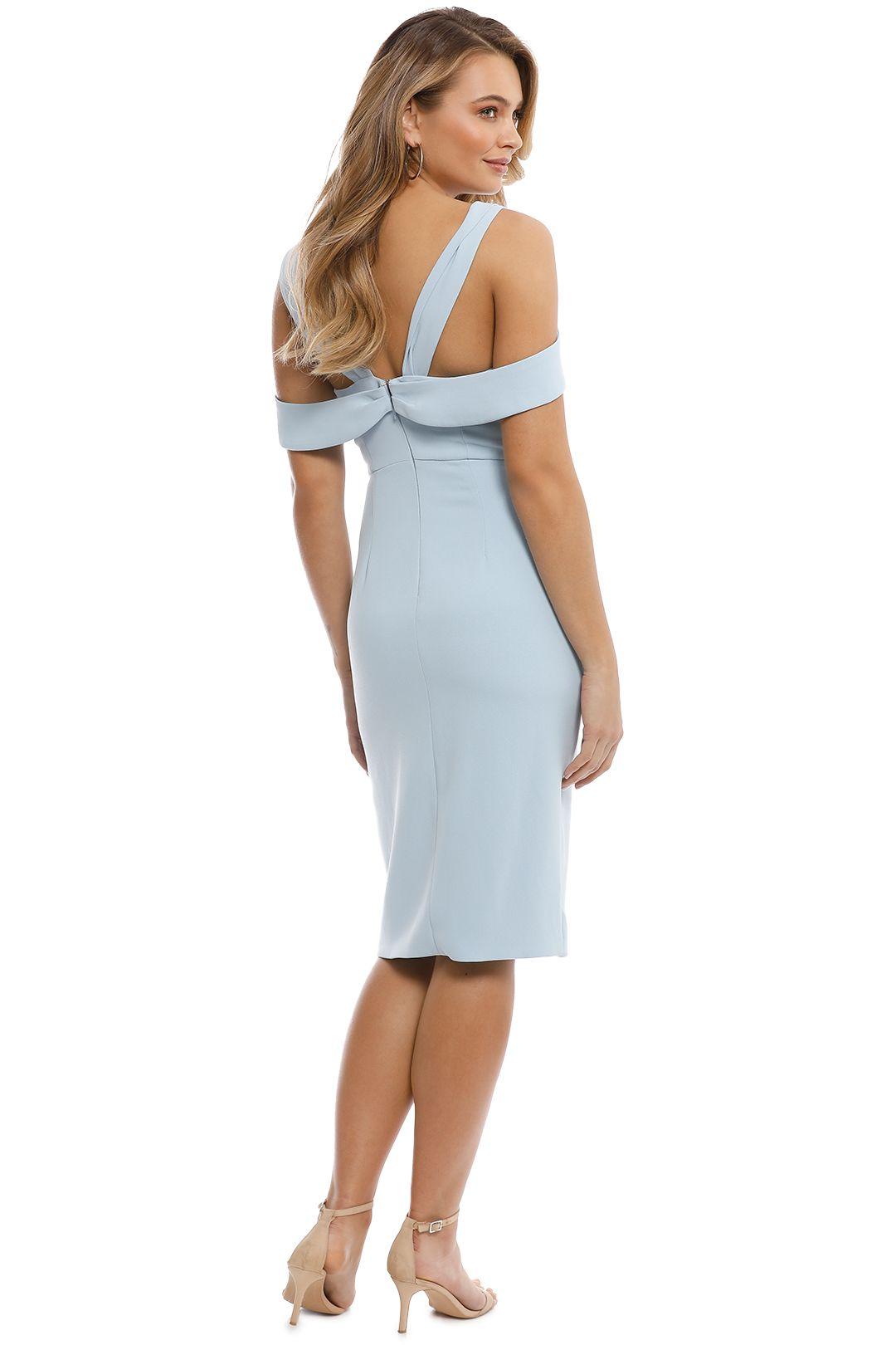 Elliatt - Liberty Dress - Blue - Back