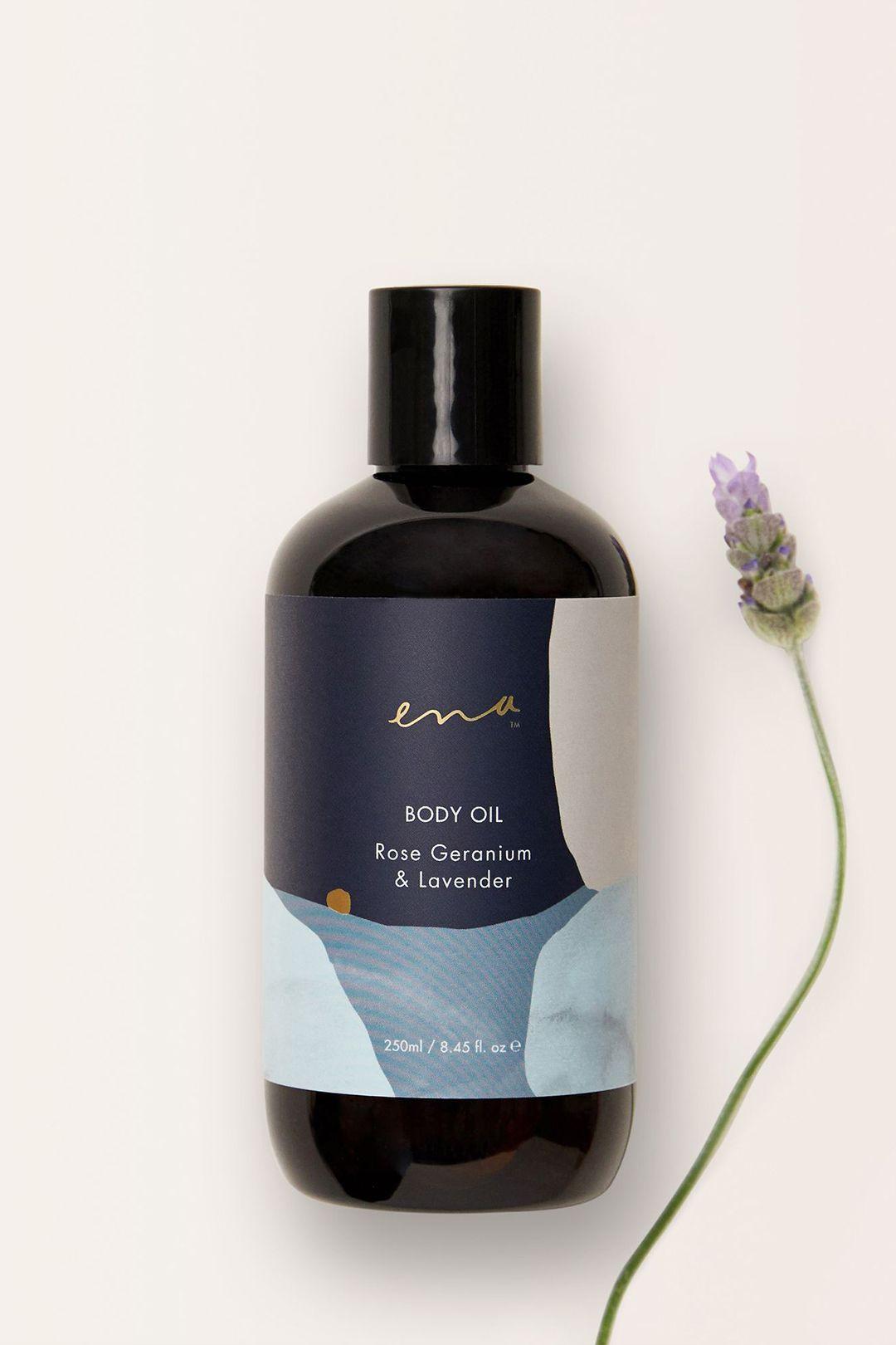 Ena-Body-Oil-Rose-Geranium-and-Lavender-Product