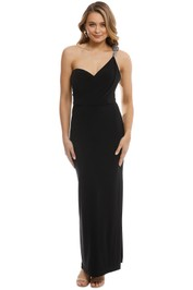 George - Xanthia Gown - Back - Front