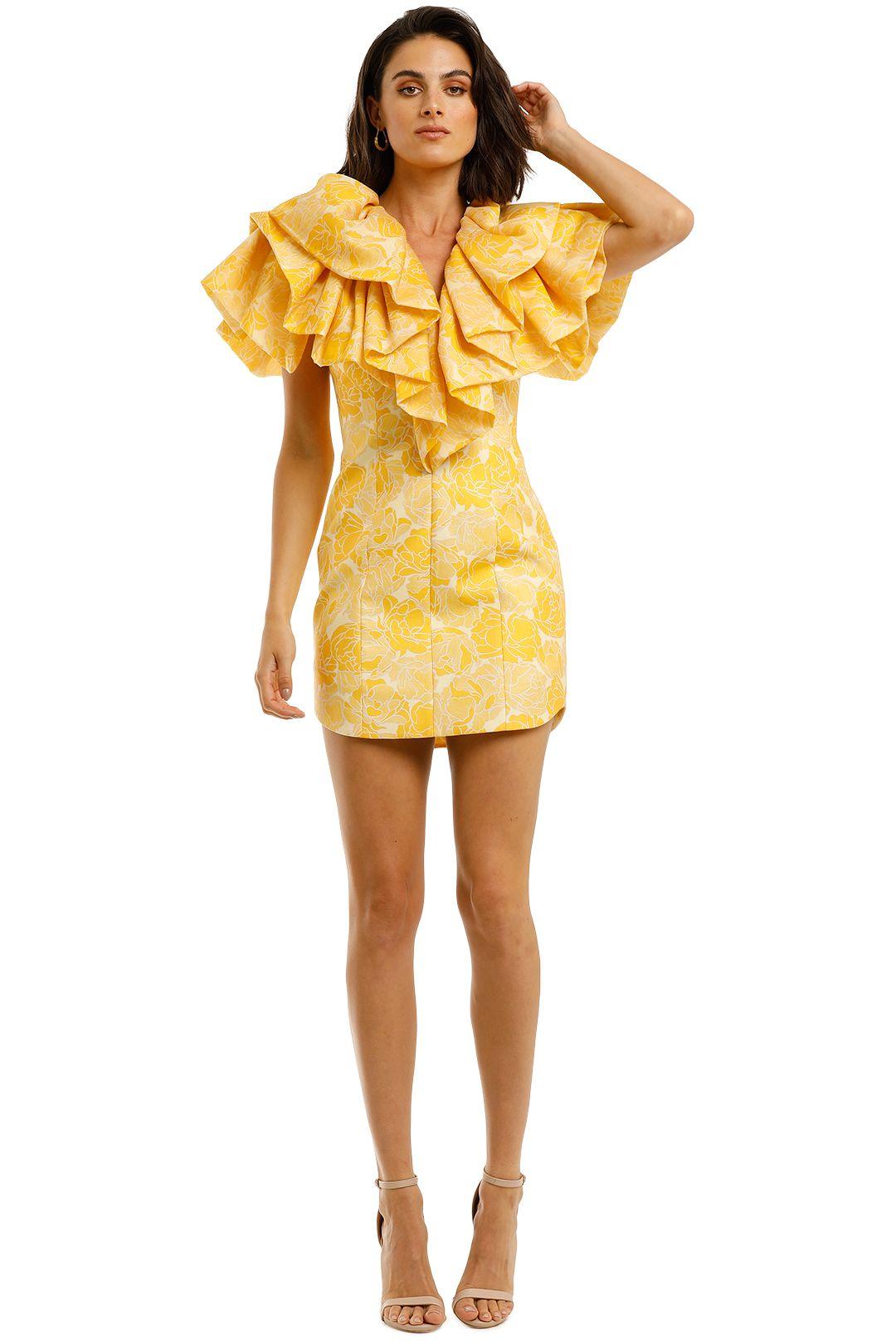Acler-Beston-Dress-Lemon-Front