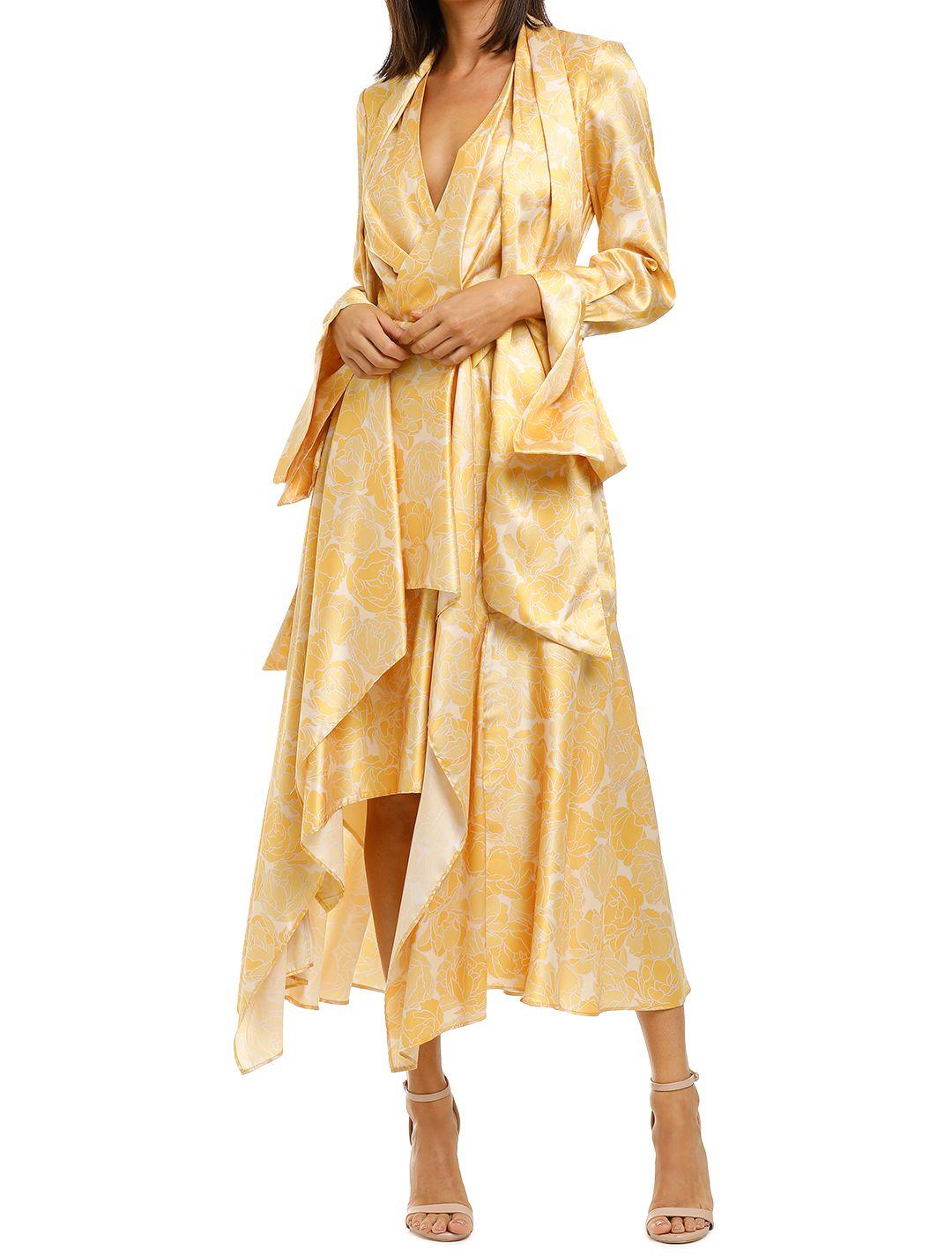Acler-Wallace-Dress-Lemon-Floral-Front