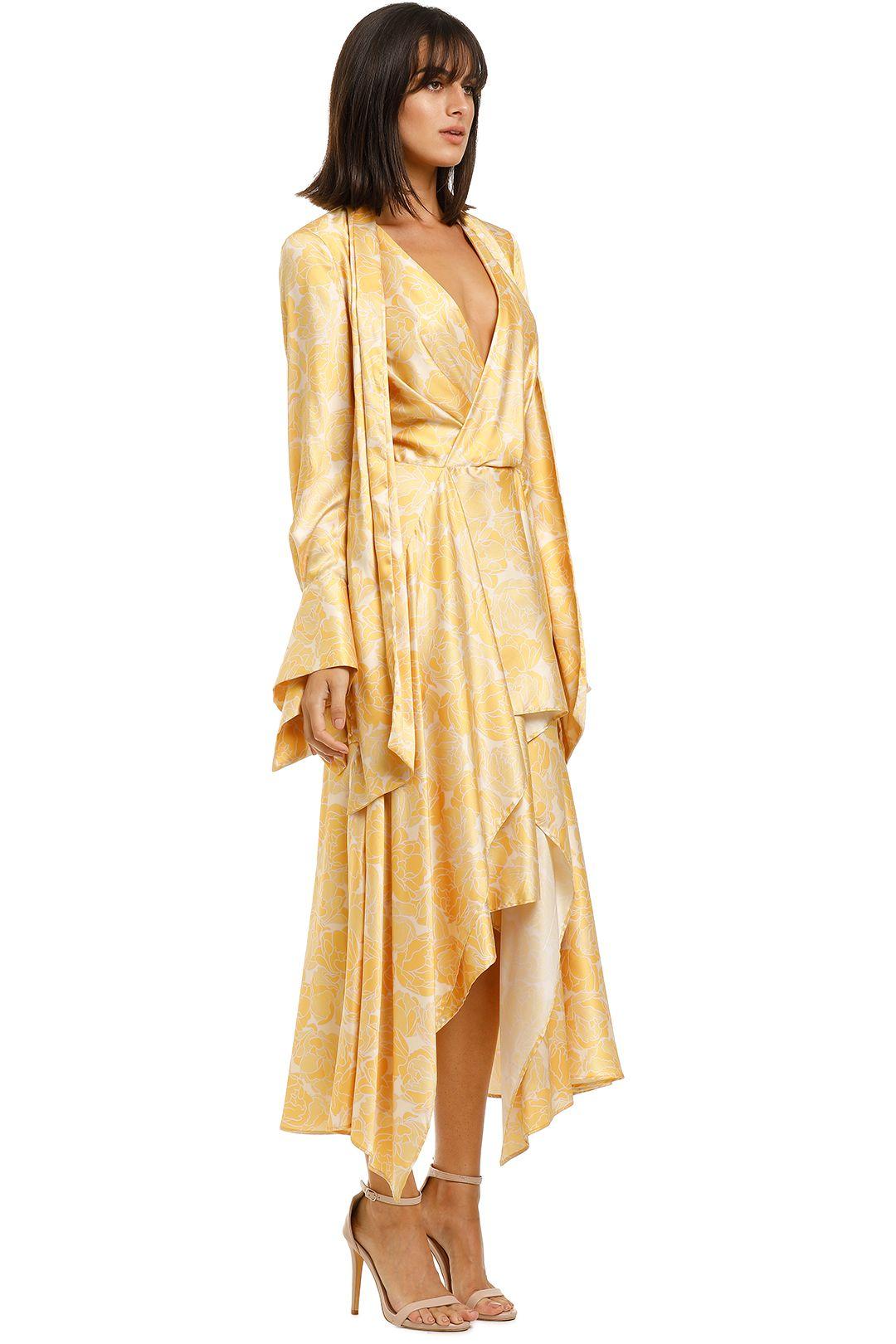 Acler-Wallace-Dress-Lemon-Floral-Side