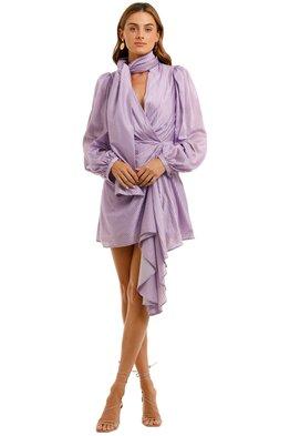 Acler - Blackburn Dress - Lilac