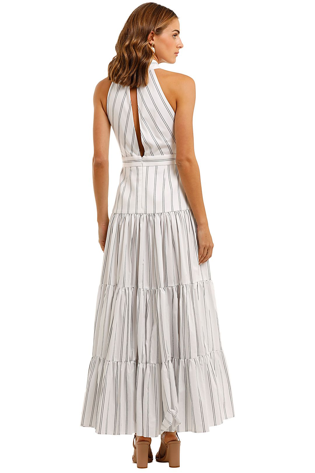 Acler Eleanor Dress Stripes