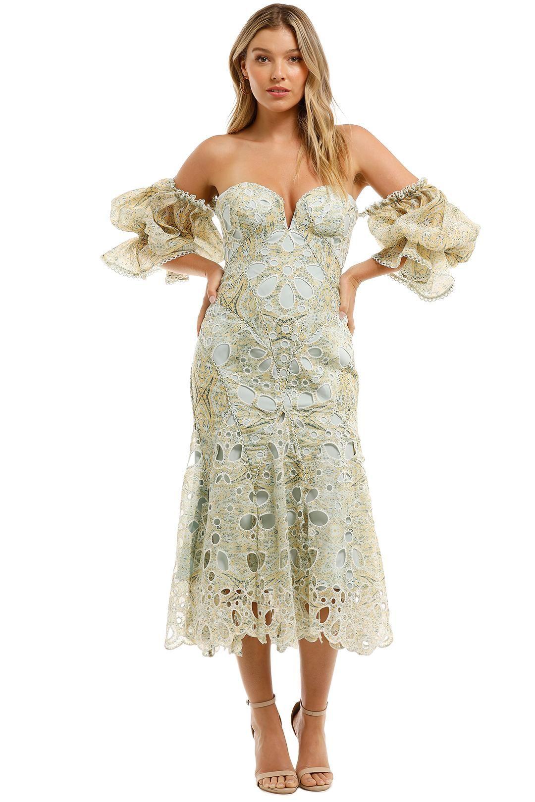 Acler Holland Dress Midi