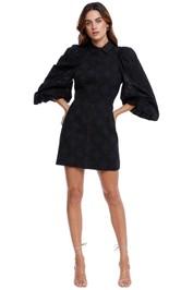 Acler Lola Dress Black shirt