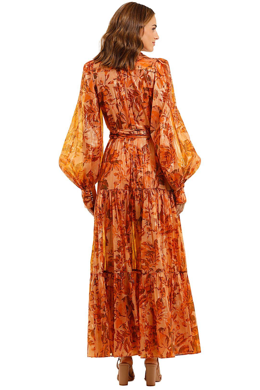 Acler Naples Dress Full Skirt