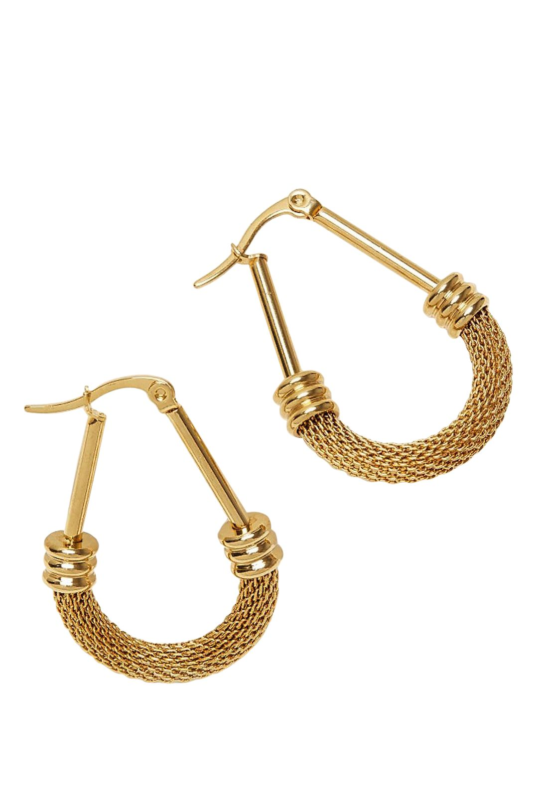 Afine-Amira-Earrings-Gold-Product