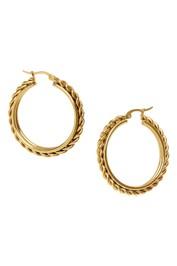 Afine-Ziba-Earrings-Gold-Product