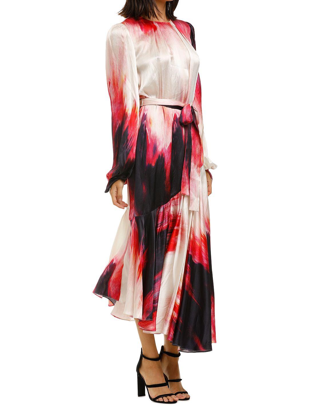 Aje-Helena-Maxi-Dress-Miami-Dye-Side