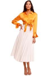 AJE Cascade Skirt
