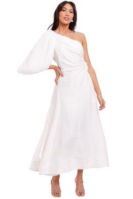 AJE Concept Dress White