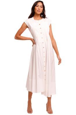 AJE Midsummer Dress asymmetric