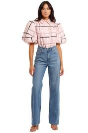 AJE Mottled Shirt