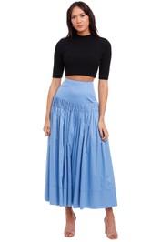 AJE Savoy Skirt blue