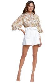 Alemais Bernadette Oversized Shirt