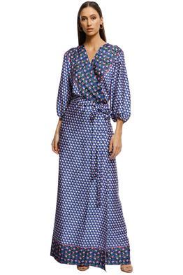 Alexia-Admor-Jillian-Long-Sleeve-Maxi-Dress-Blue-Multi-Front