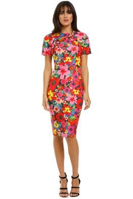 Alexia-Admor-Scuba-Sheath-Dress-Painted-Floral-Front