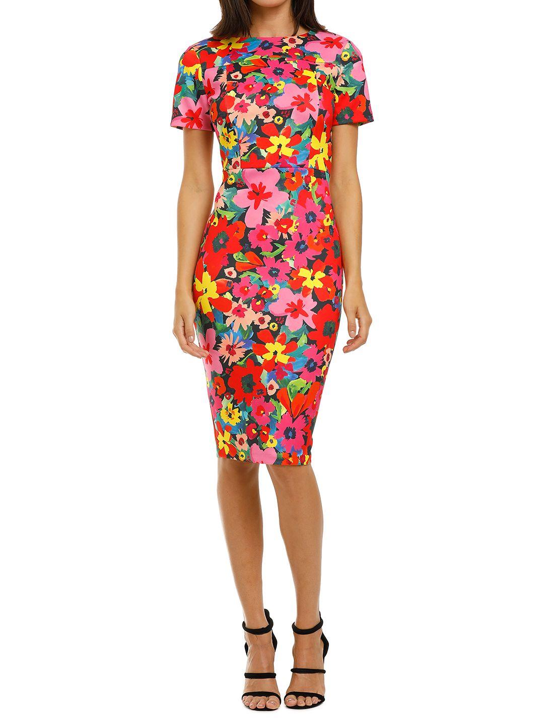 Alexia-Admor-Scuba-Sheath-Dress-Painted-Floral-Front