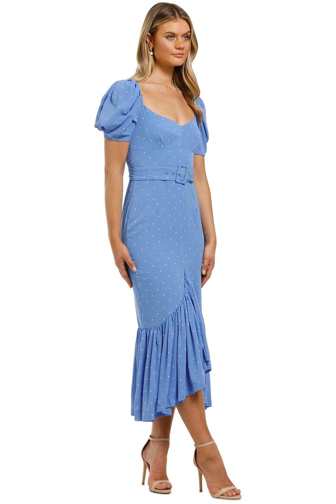 Alice-McCall-Slow-Dreams-Midi-Dress-Blue-Side