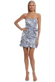 Alice McCall - Little Bonita Dress - Ink - Front