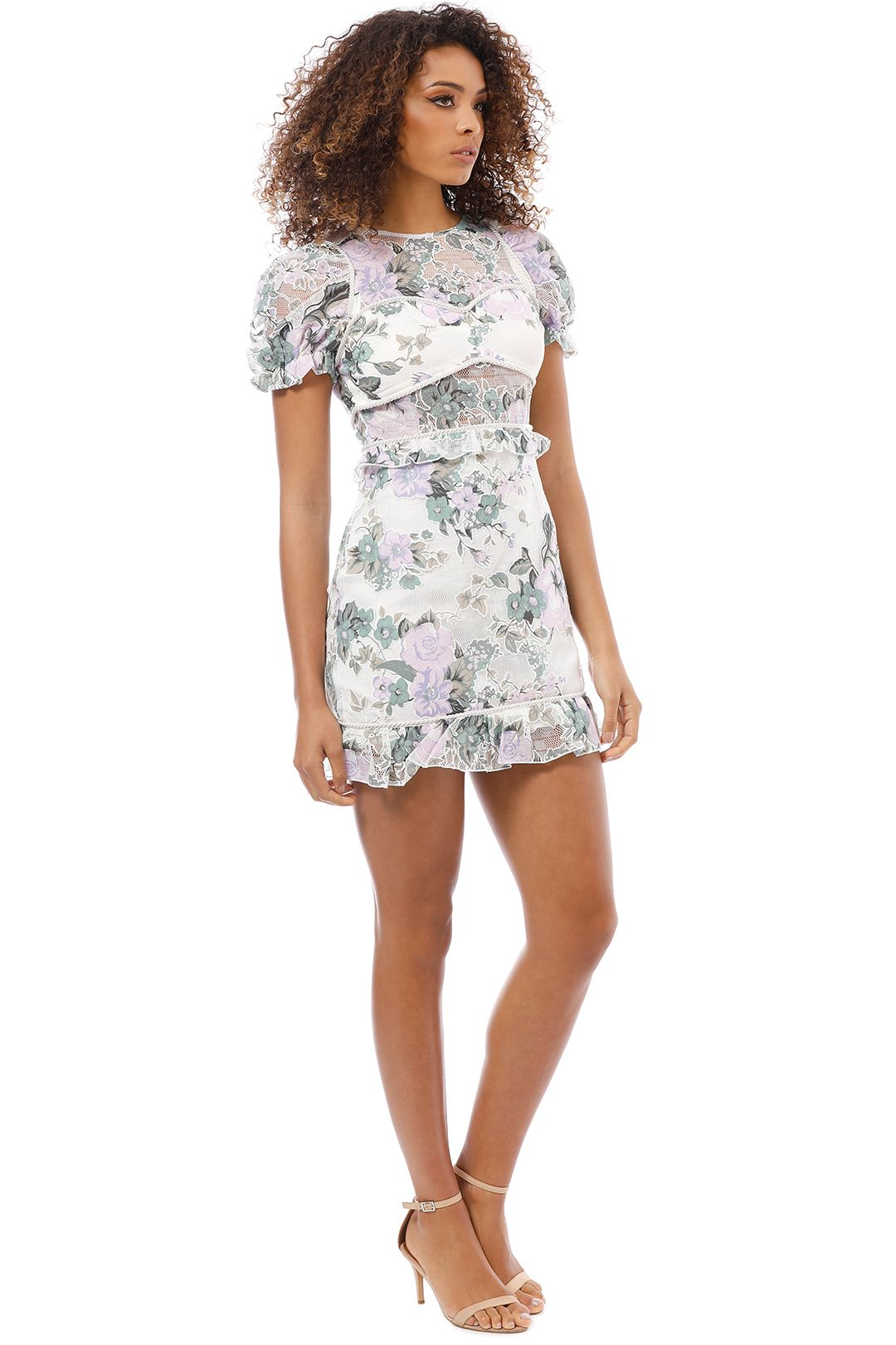 Alice McCall - So Darling Dress - Lavender - Side
