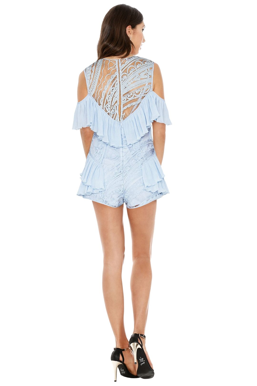 Alice McCall - You're so young So Have Fun Girl - Ice Blue - Back