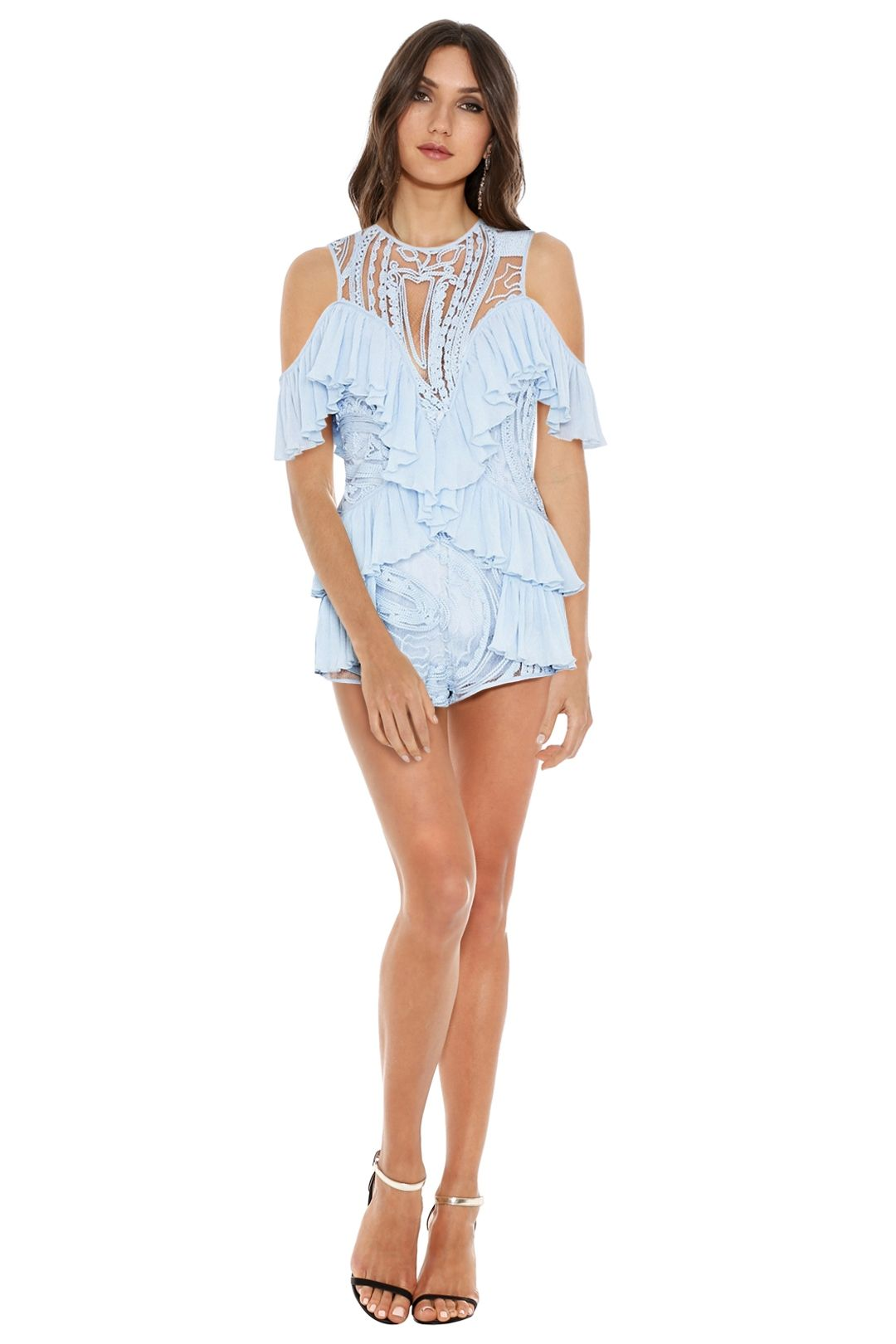 Alice McCall - You're so young So Have Fun Girl - Ice Blue - Front