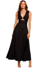 Anna Quan Verner Dress black
