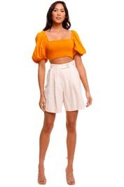 Anna Quan Vita Shorts high waist