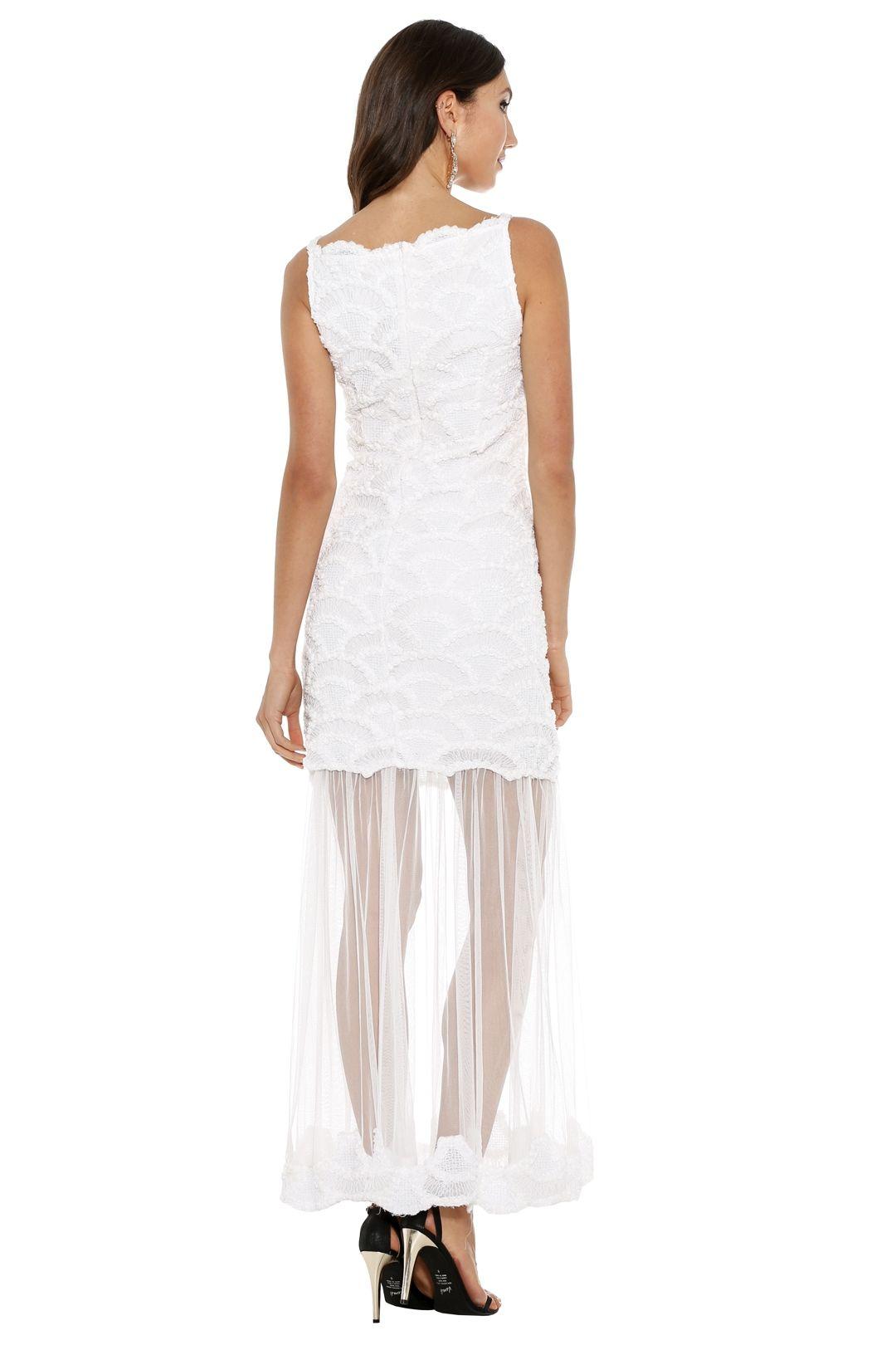 Asilio - An English Summer Dress - White - Back