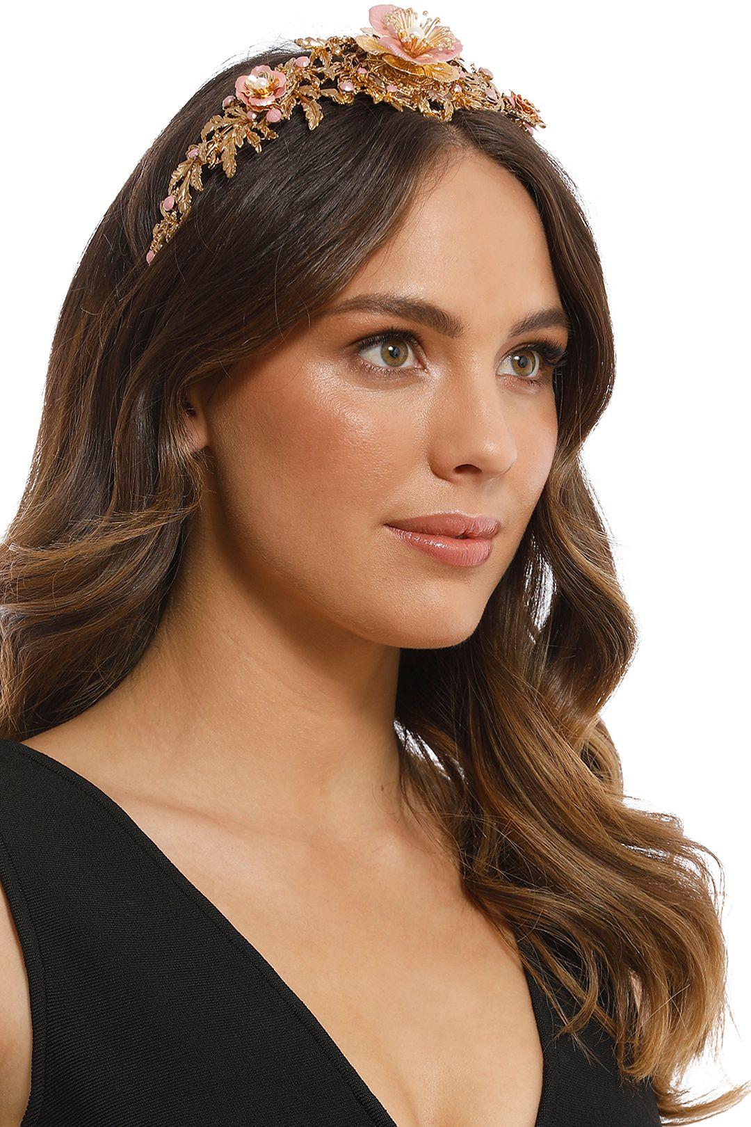 Eve Til Dawn - Empress Crown - Blush Gold - Product
