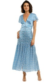 Bec-and-Bridge-Alizee-Midi-Dress-Blue-Front