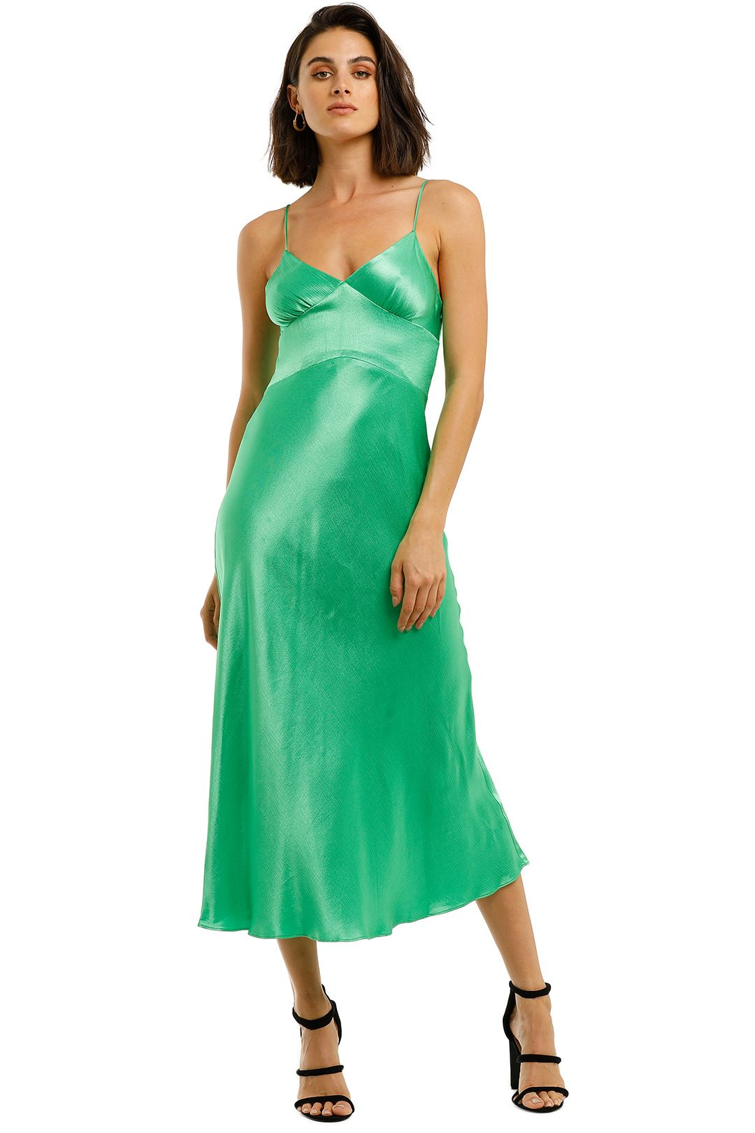 Bec-and-Bridge-Loren-Midi-Dress-Emerald-Front
