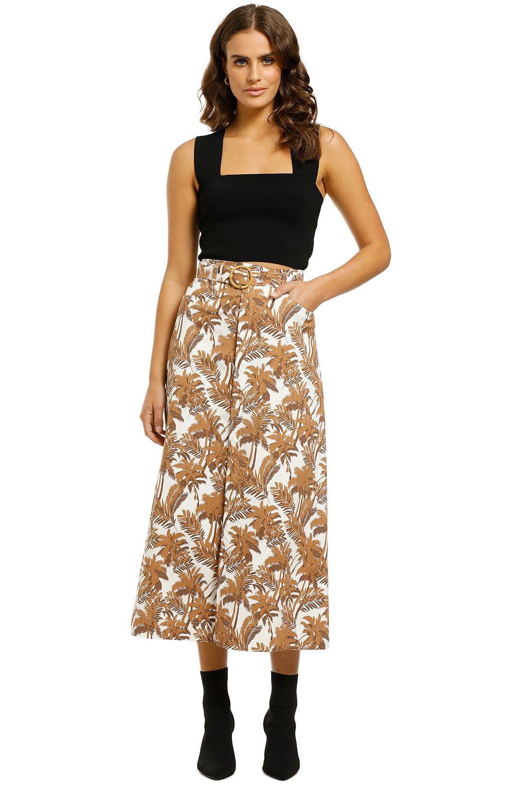 Bec-and-Bridge-Party-Wave-Midi-Skirt-Front
