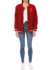 Bec and Bridge - Be Mine Bomber - Red - Front
