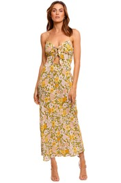 Bec and Bridge Brady Midi Dress floral