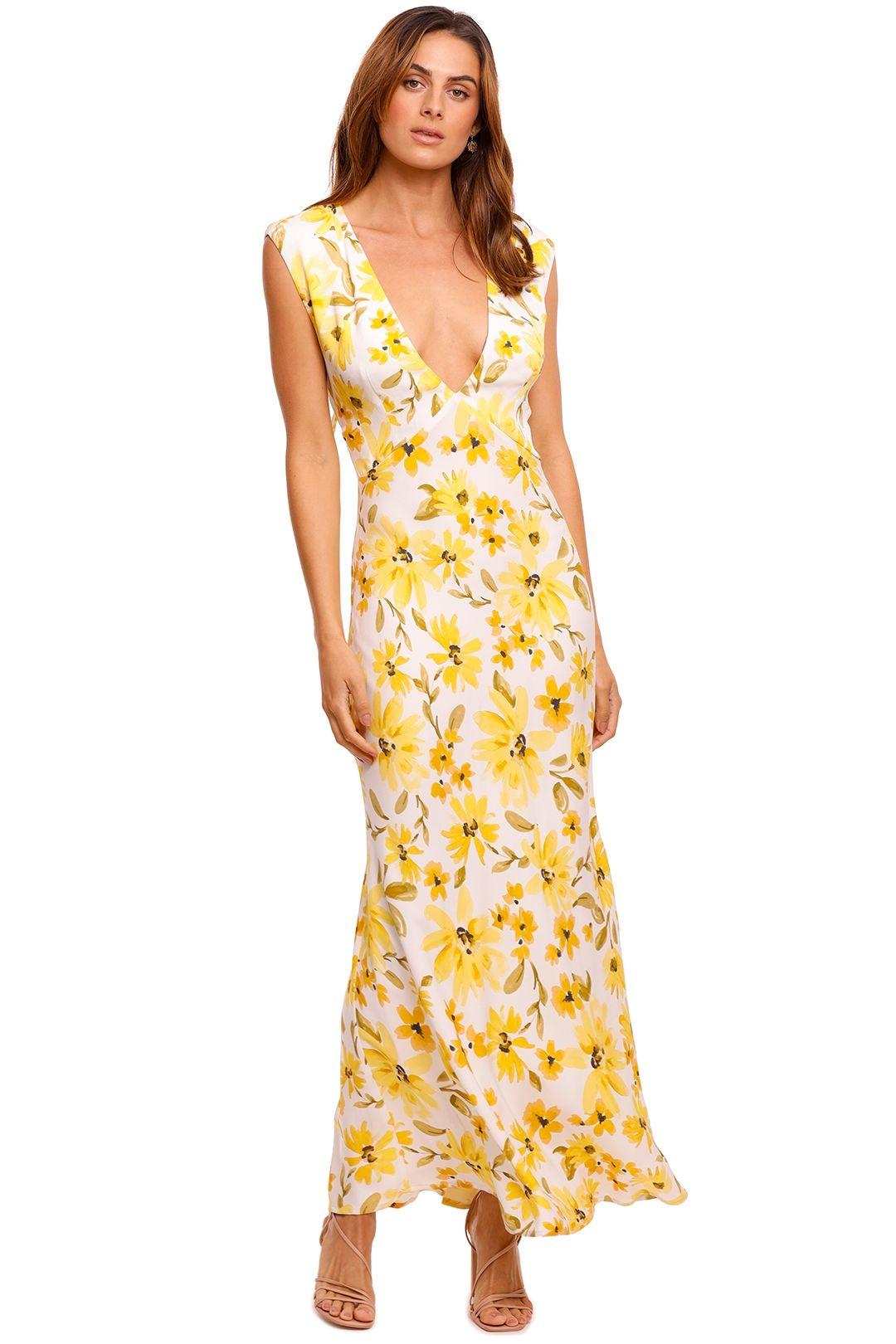 Bec and Bridge Daphne Midi Dress print