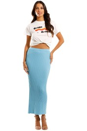Bec and Bridge Eden Pleated Maxi Skirt