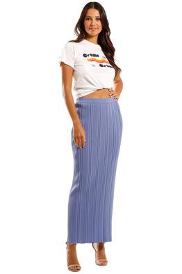 Bec and Bridge Esme Knit Midi Skirt