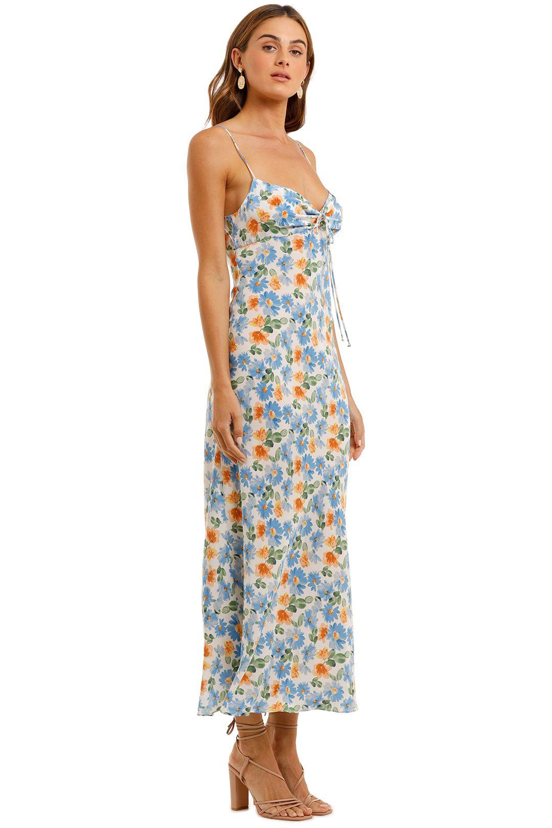 Bec and Bridge La Jolie Midi Dress Floral