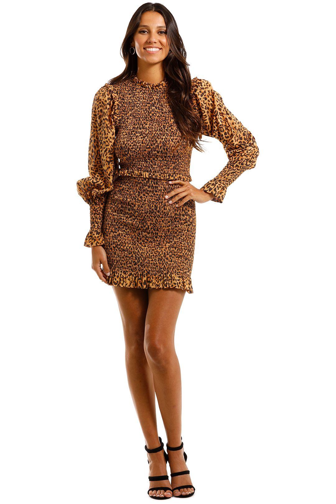 Bec and Bridge Lions Den Mini Dress