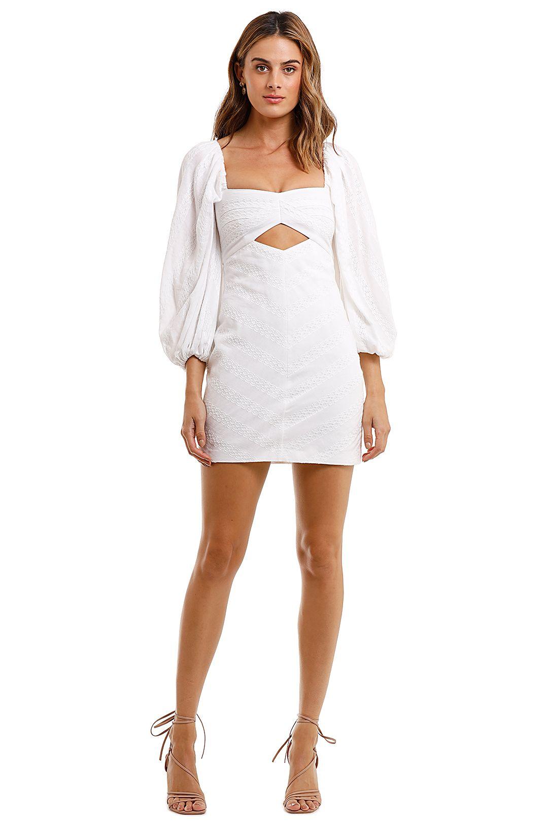 Bec and Bridge Romantique Mini Dress