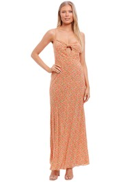 Bec and Bridge Rosie Sleeveless Cut Out Dress