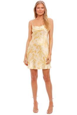 Bec and Bridge Tropical Punch Print Sleeveless Mini Dress