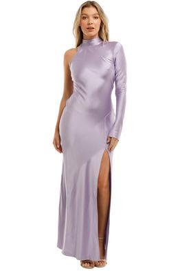 Bec and Bridge Violetta Maxi Dress Lilac