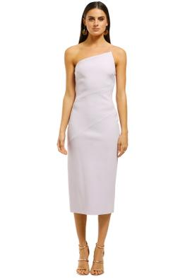Bec+Bridge-Araia-Asymmetric-Midi-Dress-Front
