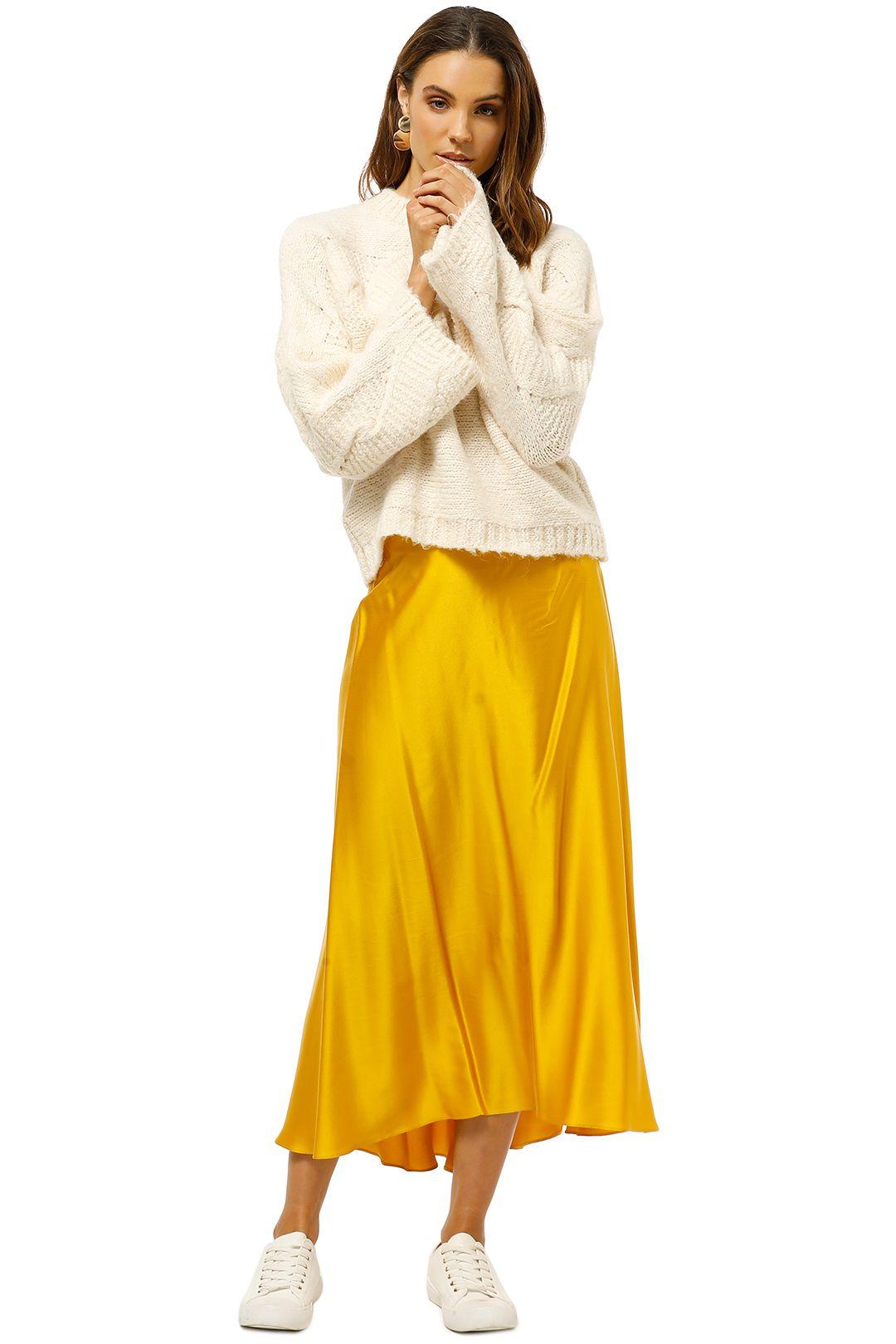Bec+Bridge-Classic-Circle-Skirt-Marigold-Front