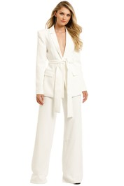Bianca-and-Bridgett-Ella-Blazer-and-Pant-Set-White-Front